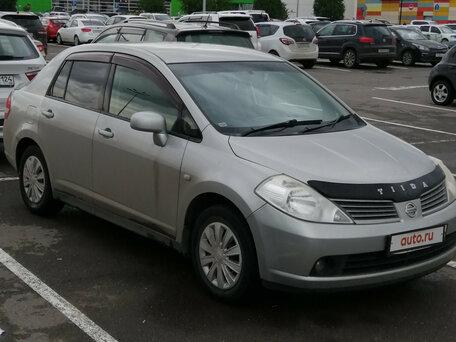Купить Nissan Tiida пробег 141 130.00 км 2007 год выпуска