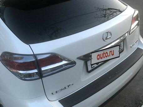 Купить Lexus RX пробег 48 000.00 км 2013 год выпуска