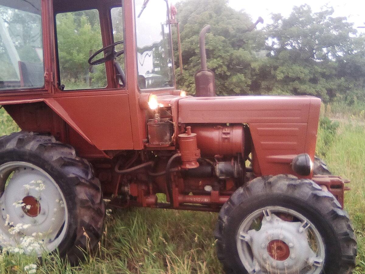 Трактор б у кредит