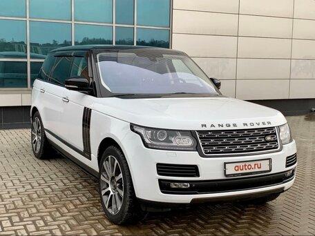 Купить Land Rover Range Rover в Воронеже, невысокие цены на Ленд ...