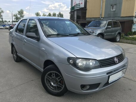 Купить FIAT Albea пробег 89 000.00 км 2010 год выпуска