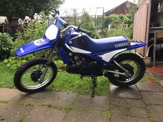 Yamaha PW50/PW80 бу – купить Yamaha PW50/PW80 с пробегом