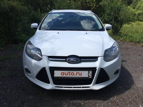 Купить Ford Focus пробег 184 500.00 км 2013 год выпуска