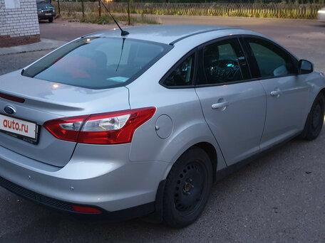 Купить Ford Focus пробег 58 000.00 км 2014 год выпуска