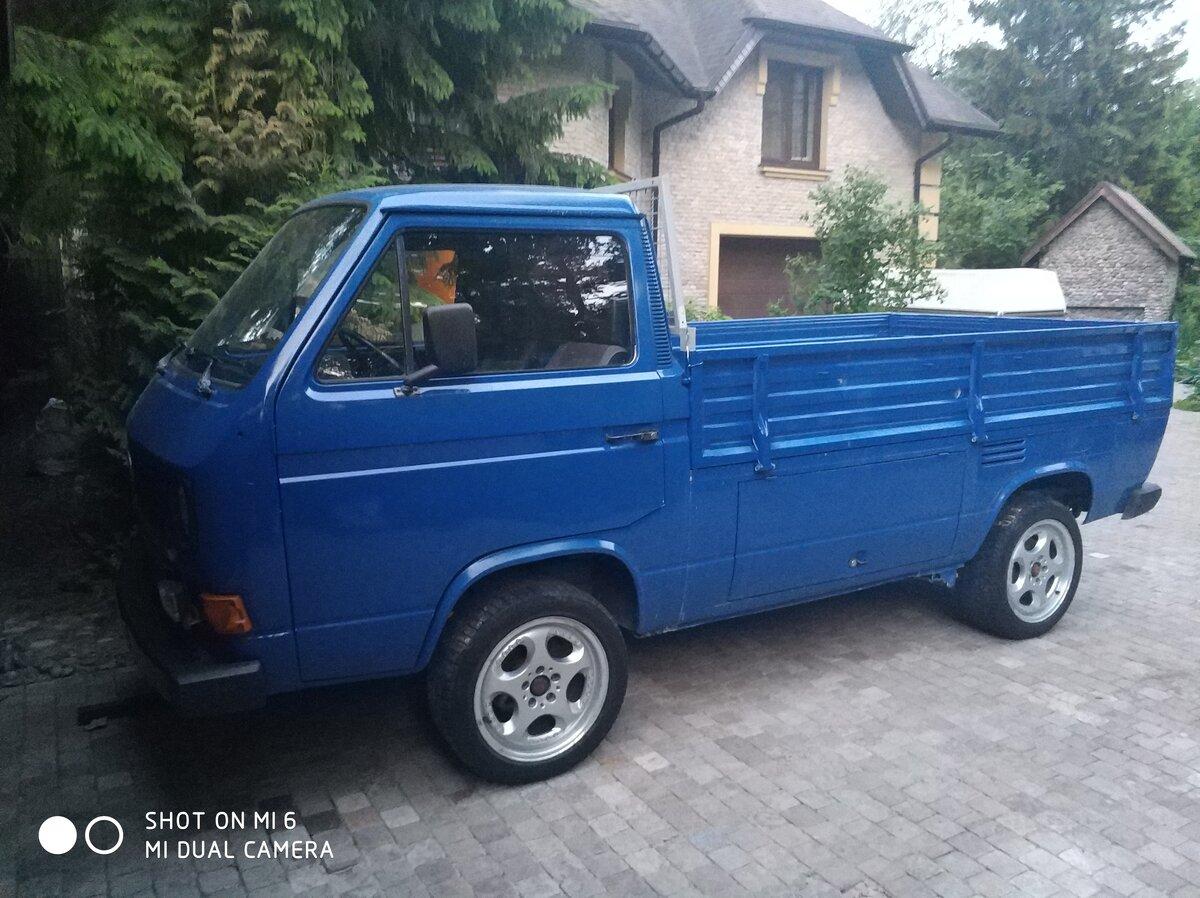 Купить новый транспортер фольксваген фургон volkswagen конвейер