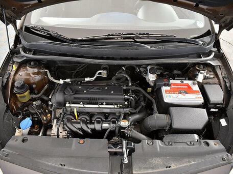 Купить Hyundai Solaris пробег 47 922.00 км 2015 год выпуска
