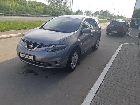 Купить Nissan Murano пробег 165 000.00 км 2012 год выпуска
