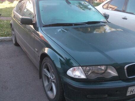 Купить BMW 3 серия пробег 265 000.00 км 2001 год выпуска