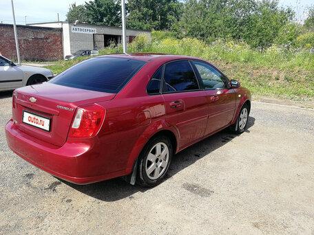 Купить Chevrolet Lacetti пробег 171 000.00 км 2008 год выпуска