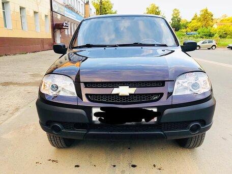 Купить Chevrolet Niva пробег 25 000.00 км 2011 год выпуска