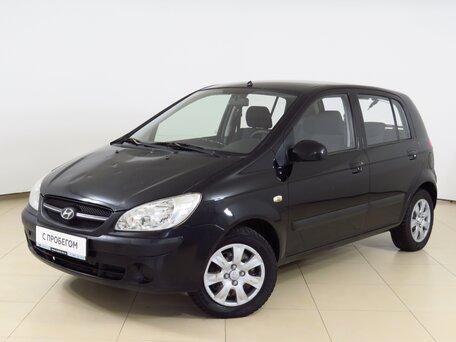 Купить Hyundai Getz пробег 88 210.00 км 2010 год выпуска