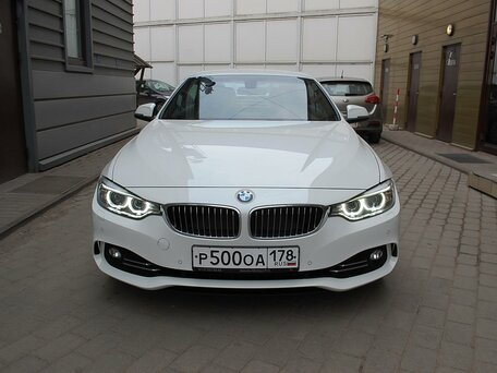 Купить BMW 4 серия пробег 45 000.00 км 2014 год выпуска