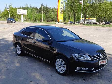 Купить Volkswagen Passat пробег 191 000.00 км 2012 год выпуска