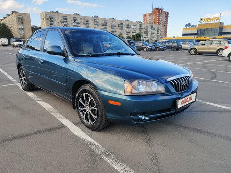 Купить Hyundai Elantra пробег 317 000.00 км 2002 год выпуска
