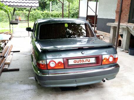 Купить ГАЗ 3110 «Волга» пробег 239 986.00 км 2002 год выпуска