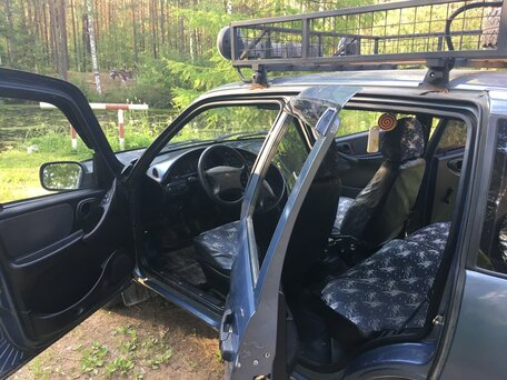 Купить Chevrolet Niva пробег 160 000.00 км 2008 год выпуска