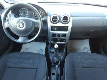 Купить Renault Sandero пробег 126 464.00 км 2011 год выпуска