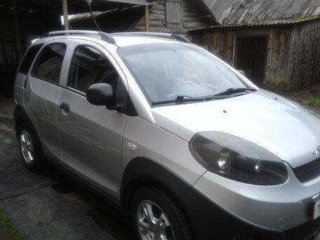 Купить Chery IndiS (S18D) пробег 87 728.00 км 2011 год выпуска