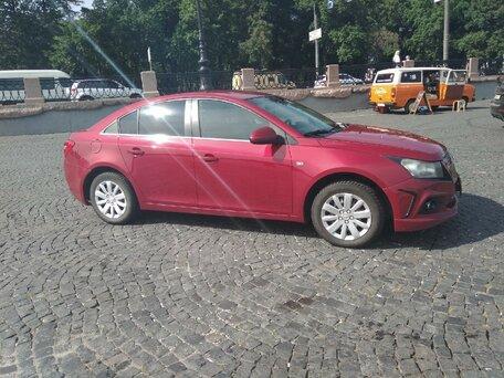 Купить Chevrolet Cruze пробег 130 000.00 км 2011 год выпуска