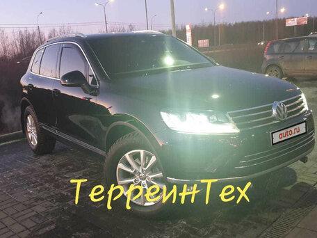 Продам Volkswagen Touareg в Киеве 2012 года выпуска за 33 100$ | 342x456