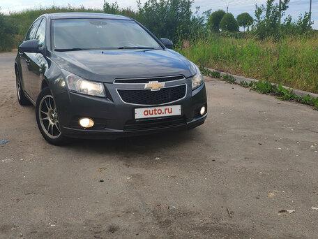 Купить Chevrolet Cruze пробег 88 000.00 км 2010 год выпуска