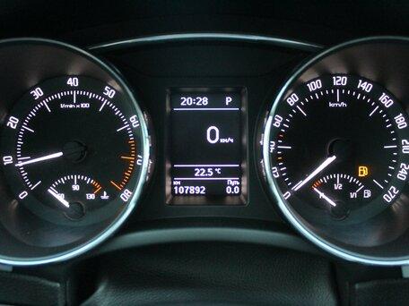 Купить Skoda Superb пробег 107 891.00 км 2014 год выпуска