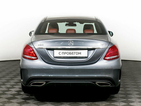 Купить Mercedes-Benz C-klasse пробег 21 154.00 км 2017 год выпуска