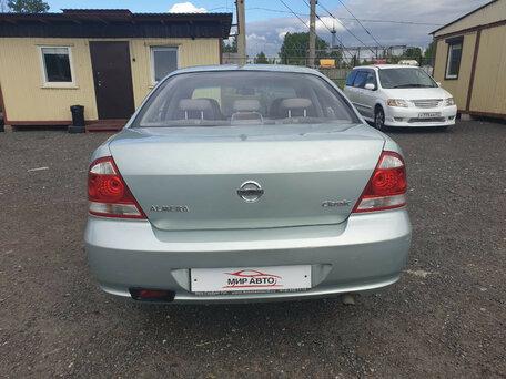 Купить Nissan Almera Classic пробег 180 000.00 км 2007 год выпуска