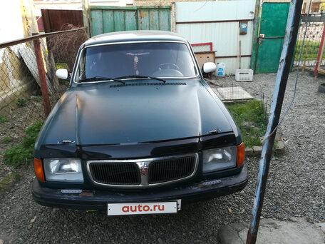 Купить ГАЗ 3110 «Волга» пробег 417 000.00 км 2000 год выпуска