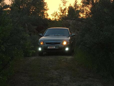 Купить ЛАДА (ВАЗ) Priora пробег 116 000.00 км 2008 год выпуска