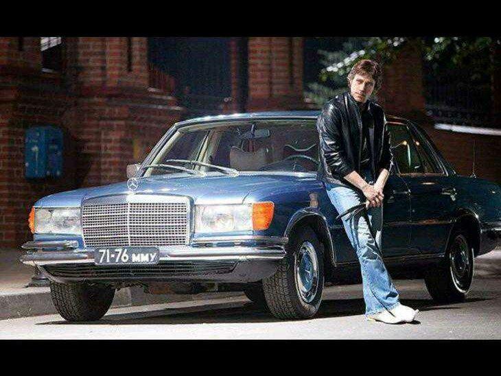 Смотрите, какая машина: Mercedes-Benz W123 1975-1985 200 1981 года за 387000 рублей на Авто.ру!
