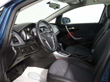 Купить Opel Astra пробег 47 394.00 км 2013 год выпуска