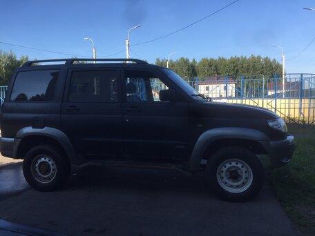 Купить УАЗ Patriot пробег 150 000.00 км 2007 год выпуска