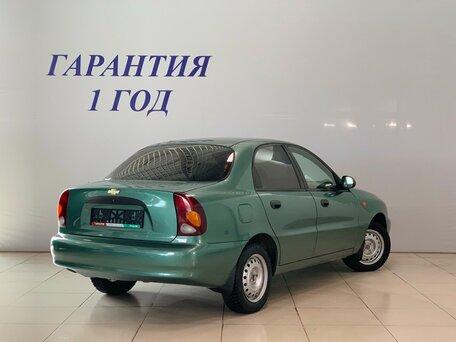 Купить Chevrolet Lanos пробег 89 000.00 км 2005 год выпуска