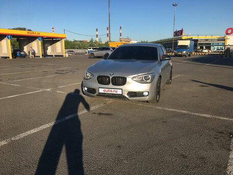 Купить BMW 1 серия пробег 122 719.00 км 2011 год выпуска