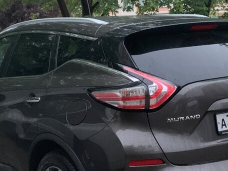 Купить Nissan Murano пробег 1 700.00 км 2018 год выпуска