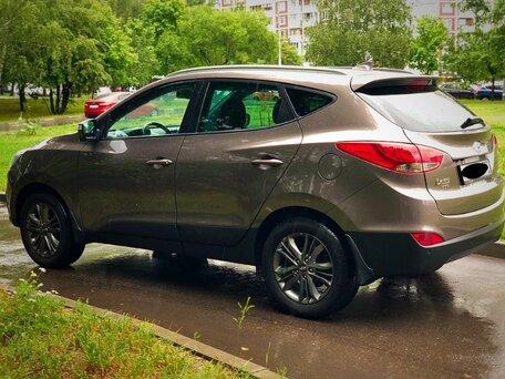 Купить Hyundai ix35 пробег 67 000.00 км 2014 год выпуска