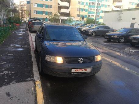 Купить Volkswagen Passat пробег 364 500.00 км 1998 год выпуска