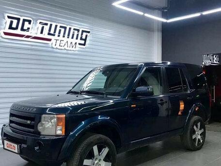 Купить Land Rover Discovery пробег 208 000.00 км 2008 год выпуска