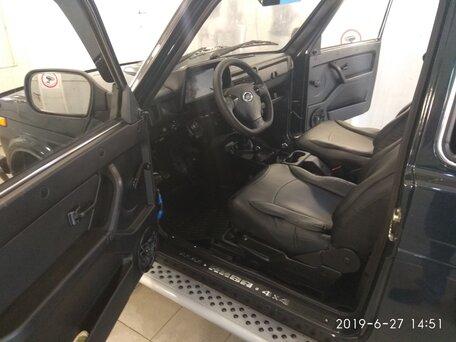 Купить ЛАДА (ВАЗ) 2121 (4x4) пробег 30 030.00 км 2013 год выпуска