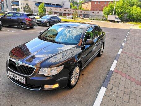 Купить Skoda Superb пробег 150 000.00 км 2012 год выпуска