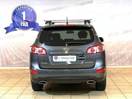 Купить Hyundai Santa Fe пробег 92 000.00 км 2012 год выпуска