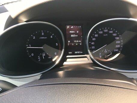 Купить Hyundai Santa Fe пробег 28 707.00 км 2017 год выпуска
