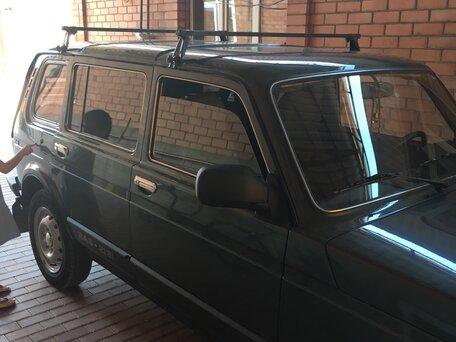 Купить ЛАДА (ВАЗ) 2131 (4x4) пробег 56 000.00 км 2011 год выпуска