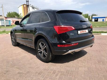 Купить Audi Q5 пробег 125 000.00 км 2012 год выпуска