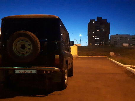 Купить УАЗ Hunter пробег 124 000.00 км 2007 год выпуска