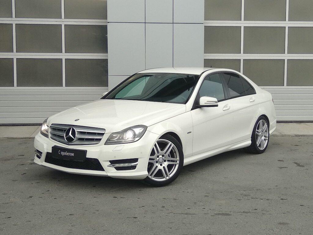 Купить б/у Mercedes-Benz C-klasse III (W204) Рестайлинг 200