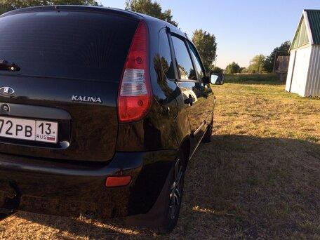 Купить ЛАДА (ВАЗ) Kalina пробег 162 000.00 км 2011 год выпуска