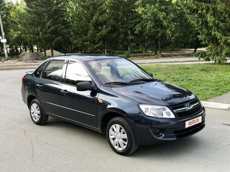Купить ЛАДА (ВАЗ) Гранта пробег 61 000.00 км 2012 год выпуска