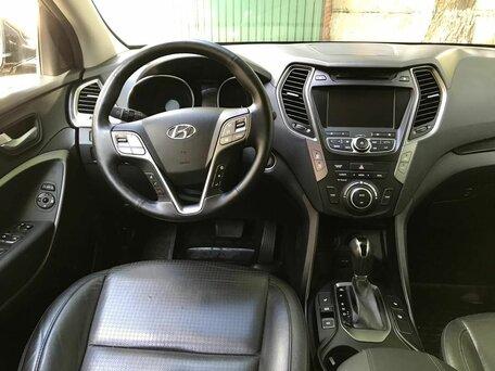 Купить Hyundai Santa Fe пробег 97 000.00 км 2013 год выпуска